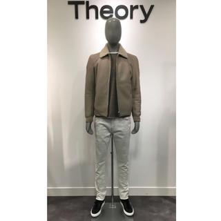 セオリー(theory)のにの様専用Theory men 2017FW 限定ムートンブルゾン 稀少Sサイズ(ブルゾン)