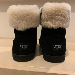 【週末最終お値下げ】UGG kidsブーツ 16cm Black
