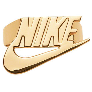 シュプリーム(Supreme)のSupreme®/Nike® 14K Gold Ring サイズ8.5(リング(指輪))