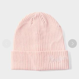 メゾンドリーファー(Maison de Reefur)のメゾンドリーファー ニット帽 タグ付き未開封新品(ニット帽/ビーニー)