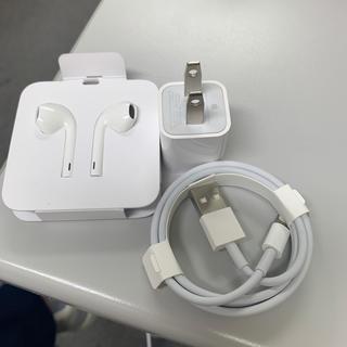 アイフォーン(iPhone)のApple 純正イヤホン USBアダプターUSB Type−C: NO(その他)