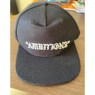 ワンオクロック(ONE OK ROCK)のONE OK ROCK キャップ帽(キャップ)