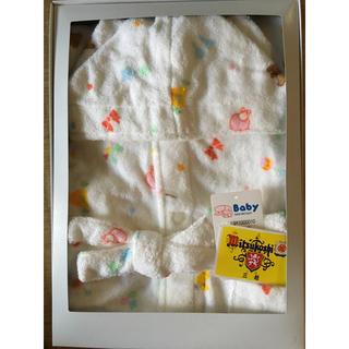 西川 - 西川産業 ベビー バスローブ 赤ちゃん用 フード付 三越