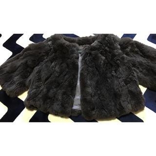 ボールジィ(Ballsey)のお値下げ  ballsey   ボールジー のレッキスファーのボレロ(毛皮/ファーコート)