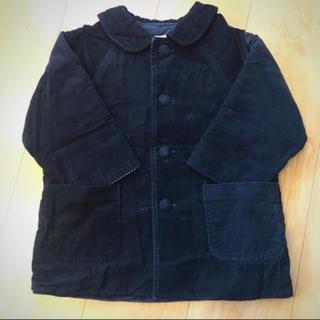 ベビーディオール(baby Dior)の美品 baby Dior コート 90(コート)