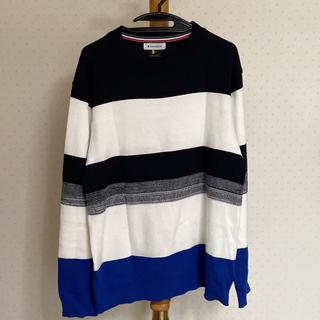 ザショップティーケー(THE SHOP TK)のTK メンズセーター Lサイズ(ニット/セーター)
