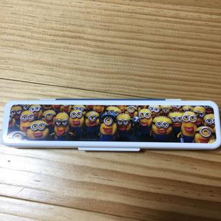 ミニオン - ミニオンズお箸スプーンケースセット