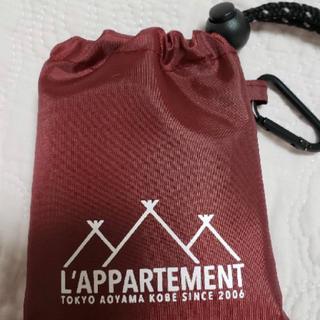 アパルトモンドゥーズィエムクラス(L'Appartement DEUXIEME CLASSE)のアパルトモン(エコバッグ)