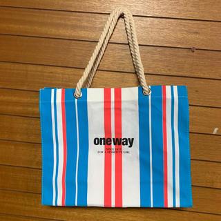 ワンウェイ(one*way)のワンウェイoneway ショッパー(ショップ袋)