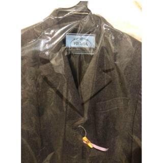 プラダ(PRADA)のプラダ・ウール・ジャケットM~Lサイズ 美品です!(テーラードジャケット)