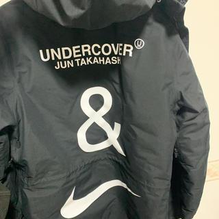 アンダーカバー(UNDERCOVER)の【即完売】UNDERCOVER xNIKE フィッシュテールパーカー XL(その他)