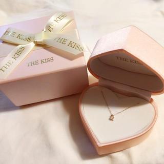 THE KISS - THE KISS ダイヤモンドネックレス