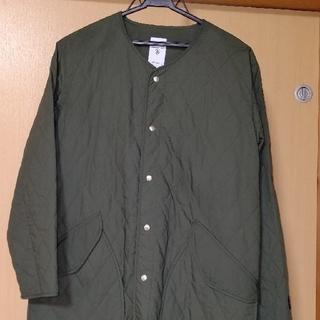 オーシバル(ORCIVAL)のORCIVAL   キルティング コート(ノーカラージャケット)