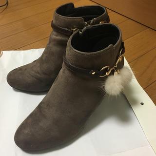 ジェリービーンズ(JELLY BEANS)の【値下げ】ジェリービーンズ ショート ブーツ Sサイズ(ブーツ)