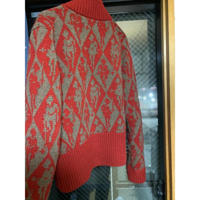 DRIES VAN NOTEN(ドリスヴァンノッテン)のstefan cooke メンズのトップス(ニット/セーター)の商品写真