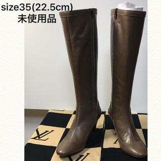 ヒュッテ(HUTTE)のHutte ヒュッテ レディース ブーツ size35(22.5cm)未使用品(ブーツ)