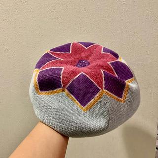 カオリノモリ(カオリノモリ)の未使用 カオリノモリ ベレー帽(ハンチング/ベレー帽)