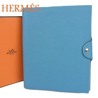 エルメス(Hermes)のエルメス ユリスMM トゴ アジェンダ 手帳 ノートブックカバー 刻印□F(ノート/メモ帳/ふせん)