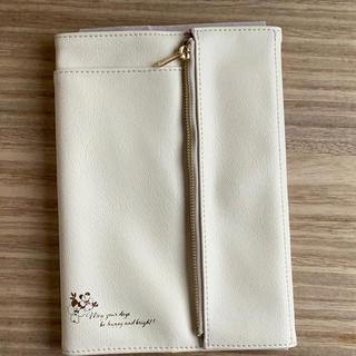 フェリシモ(FELISSIMO)の手帳カバー(A5サイズ)(手帳)