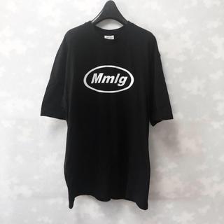 Maison Martin Margiela - 【貴重サイズL】87MM パルチエムエム Mmlg Tシャツ ブラック