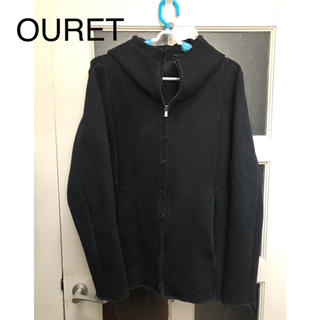 オーレット(OURET)のOURET オーレット パーカー(その他)