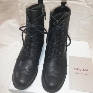 バークレー(BARCLAY)のバークレー BARCLAY レースアップブーツ (ブーツ)