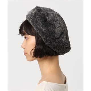 フリークスストア(FREAK'S STORE)のファーベレー帽(ハンチング/ベレー帽)