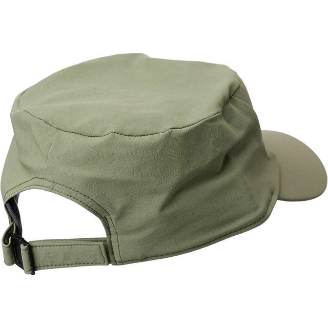 Mammut(マムート)のMAMMUT マムート トレッキング帽子 ポキオキ キャップ S スポーツ/アウトドアのアウトドア(登山用品)の商品写真