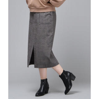 Discoat - Discoat チェック柄スカート