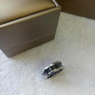 ブルガリ(BVLGARI)の激売れ!Bvlgari リング 指輪 8号 男女兼用 刻印ロゴ(リング(指輪))