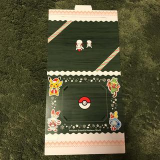 ポケモン(ポケモン)のポケモン 非売品 クリスマス フォトスタンド ピカチュウ(ノベルティグッズ)