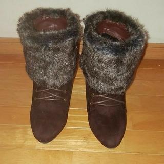 レディースショートブーツ(ブーツ)