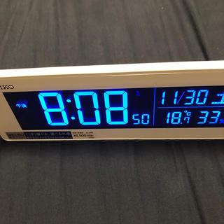 セイコー(SEIKO)のセイコークロック SEIKO CLOCK DL205W (置時計)