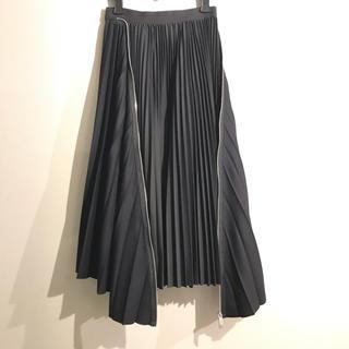 sacai - ♡サカイ♡2019-20AW♡メルトンプリーツスカート♡