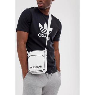 アディダス(adidas)の[アディダス オリジナルス] adidas 男女兼用 ミニバッグ ホワイト(ショルダーバッグ)