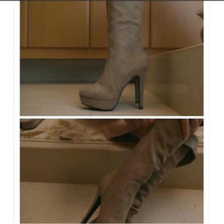 イーボル(EVOL)の失恋ショコラティエ 着用 ブーツ(ブーツ)