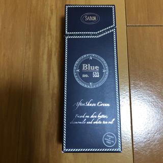 サボン(SABON)のサボン ブルー553 シェービングクリーム(その他)