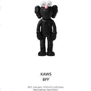 kaws BFF black Open Edition Vinyl paint(その他)