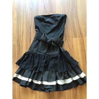 ザラ(ZARA)のZara ワンピース ドレス ハロウィン、クリスマスパーティーに♡(ミニドレス)