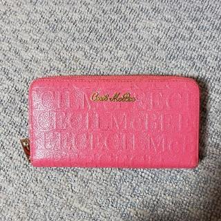 セシルマクビー(CECIL McBEE)のCECIL McBEE長財布(財布)