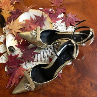 パーティ靴(ハイヒール/パンプス)
