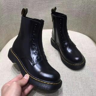 ドクターマーチン(Dr.Martens)の人気新品UK6ドクターマーチン Dr.Martens ブラック 正規品(ブーツ)