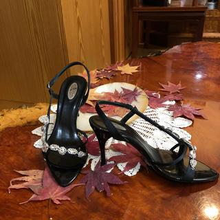 ストロベリーフィールズ(STRAWBERRY-FIELDS)のパーティ靴(ハイヒール/パンプス)