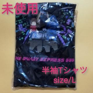ユニクロ(UNIQLO)の(未使用)ユニクロ 銀河鉄道999 半袖Tシャツ Lサイズ 黒(その他)