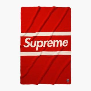 シュプリーム(Supreme)のSupreme Faribault Woolen Mills ブランケット 毛布(毛布)