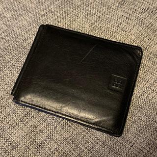 ジバンシィ(GIVENCHY)のGIVENCHY 二つ折り財布 ブラック(折り財布)