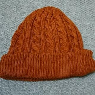 レイジブルー(RAGEBLUE)のレイジブルー ケーブル編みニット帽(ニット帽/ビーニー)