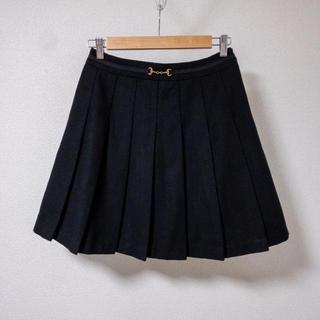 プーラフリーム(pour la frime)のウール フレアースカート ☆ pour la frime(ひざ丈スカート)