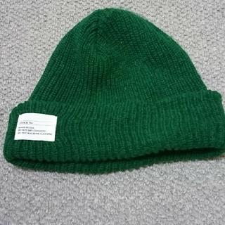 レイジブルー(RAGEBLUE)のブローナー×レイジブルー ニット帽(ニット帽/ビーニー)