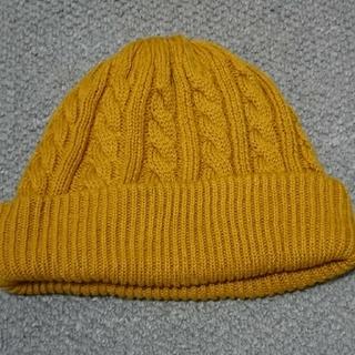 レイジブルー(RAGEBLUE)のレイジブルー ケーブルニット帽(ニット帽/ビーニー)